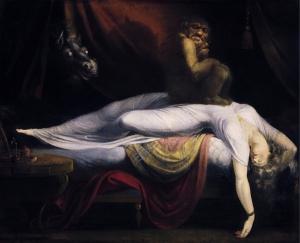 Johann Heinrich Füssli - Nocna mara