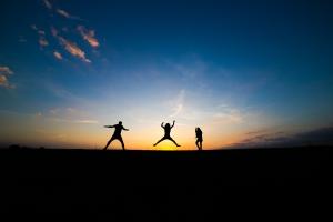 Jak być szczęśliwym, czyli psychologia pozytywna :-)